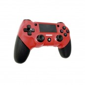 Compatible Gamepad - Controller PS4 DUALSHOCK 4 NUWA Red - Inside-Pc