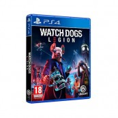 JUEGO SONY PLAYSTATION PS4 WATCH DOGS LEGION - Inside-Pc