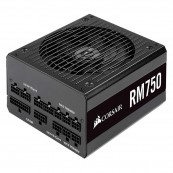 FUENTE ALIMENTACION CORSAIR SERIES RM750 80+ GOLD FULL 750W - Inside-Pc