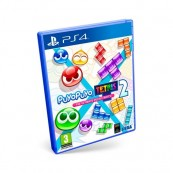 JUEGO SONY PLAYSTATION PS4 PUYO PUYO TETRIS 2 - Inside-Pc