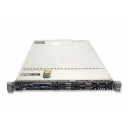 Servidor Dell PowerEdge R610 Rack 1U - Intel Xeon E5504-2 - 48GB - SAS 1.2TB - Seminuevo - Inside-Pc