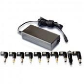 Cargador de Portatil Leotec Home - 90W - Automatico - 10 Conectores - Voltaje 15-20V - Inside-Pc