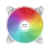 Ventilador Mars Gaming MFD - 12cm - RGB - Inside-Pc