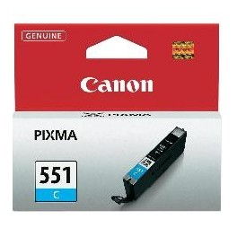 CARTUCHO CANON CLI-551 CIAN  MG6350/ MG5450 - Inside-Pc