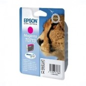 CARTUCHO TINTA EPSON T0713 MAGENTA 7ML  - Inside-Pc
