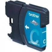 CARTUCHO TINTA BROTHER LC1100C CYAN 750 PAGINAS MFC5890CN/ DCP6690CW/ MFC6490CW/ MFC6890CDW - Inside-Pc