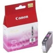INK CARTRIDGE MAGENTA CANON PIXMA CLI8 8ML 4200/5200/6600 / MP500 / 800 - Inside-Pc