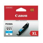 CARTUCHO CANON CLI-551 XL CIAN  MG6350/ MG5450 - Inside-Pc