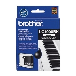CARTUCHO TINTA BROTHER LC1000BK NEGRO 500 PAGINAS FAX1360/ 1560/ MFC-3360C/ MFC-5860CN/ DCP-350C   - Inside-Pc