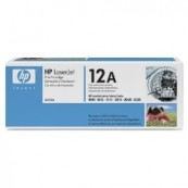 TONER HP 12A Q2612A NEGRO 2000 PAGINAS 1010/ 3015/ M1005/ M1319F - Inside-Pc