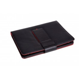 FUNDA PHOENIX UNIVERSAL PARA TABLET / IPAD / EBOOK HASTA 7''  NEGRA - Inside-Pc