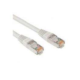 LATIGUILLO RJ45 CAT.5 GRIS 0.50Mts NANOCABLE - Inside-Pc