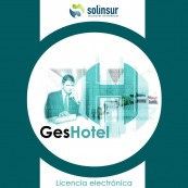 SOFTWARE GESHOTEL LICENCIA ELECTRO GESTION HOTELES - Inside-Pc