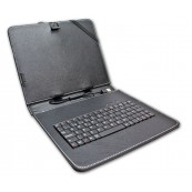 "Funda Tablet Teclado 7"" Negra - Inside-Pc"