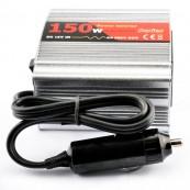 Inversor de corriente para coche 12v - 220v - 150W - Inside-Pc