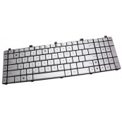 Teclado Asus N55 Plata (Ingles) - Inside-Pc
