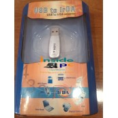 LIquidacion Adaptador USB a Infrarrojos (USB to IrDA) - Inside-Pc