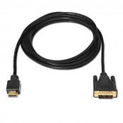CABLE DVI A HDMI, DVI18+1/M-HDMI A/M 1.8M - Inside-Pc