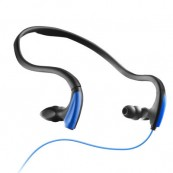 Auriculares Running Neon Blue - Inside-Pc
