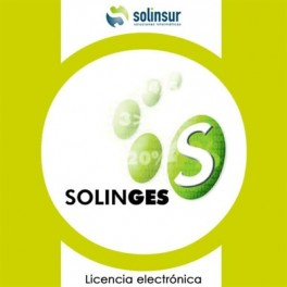 SOFTWARE SOLINGES LICENCIA ADICIONAL marca SOLINSUR - Inside-Pc