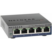 HUB SWITCH 5 PTOS NETGEAR 10/100/1000 GS105E - Inside-Pc