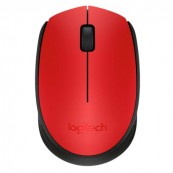 LOGITECH WIRELESS MOUSE M171 RED  - Inside-Pc