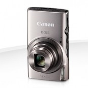 "CAMARA DIGITAL CANON IXUS 285 HS PLATA 20.2MP ZOOM 24X - ZO 12X - 3"" LITIO - VIDEOS HD - MODO ECO - Inside-Pc"