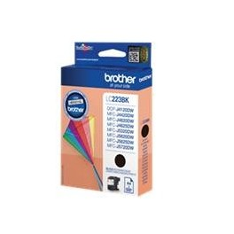 CARTUCHO TINTA BROTHER LC223BKBP NEGRO 550 PAGINAS DCP4120DW - MFCJ4420DW - MFCJ4620DW - MFCJ5320DW -  - Inside-Pc