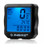 INBIKE Bicycle Odometer Multifunction Digital IC528 - Inside-Pc