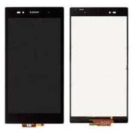 Pantalla Táctil + LCD Sony Xperia Z Ultra C6802/C6806/C6833 Negra - Inside-Pc