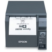IMPRESORA TICKETS EPSON TM-T70II USB BLANCO - Inside-Pc