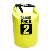 Bolsa Impermeable Ocean Pack2 Amarilla - Inside-Pc