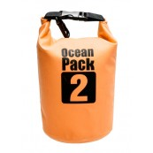 Bolsa Impermeable Ocean Pack2 Naranja - Inside-Pc