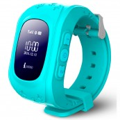 Reloj Smartwatch Security GPS Kids G36 Azul - Inside-Pc