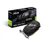 Tarjeta Grafica VGA ASUS NVIDIA GEFORCE PH-GTX1050TI-4G 4GB DVI-D HDMI DISPLAYPORT - Inside-Pc