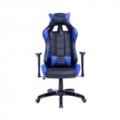 SILLA GAMER WOXTER STINGER STATION AZUL - Inside-Pc