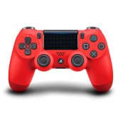 MANDO ORIGINAL SONY PS4 DUALSHOCK ROJO V.2 - Inside-Pc