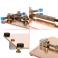Soporte Universal Metálico Reparación Placas PCB - Inside-Pc