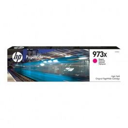 CARTUCHO Original HP 973X MAGENTA PAGEWIDE F6T82AE - Inside-Pc