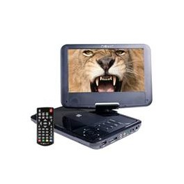 "DVD Portatil NEVIR 9"" NVR-2781DVD-PCU NEGRO USB - Inside-Pc"
