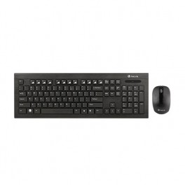 TECLADO + RATÓN NGS WIRELESS DRAGONFLY KIT USB - Inside-Pc