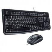 TECLADO + RATÓN LOGITECH MK120 USB INGLES - Inside-Pc