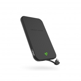 Bateria Externa - PowerBank Energy Extra Battery 2500 Black  - Inside-Pc
