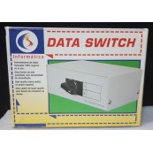 DATA SWITCH DB25 (BIFURCADOR IMPRESORA PARALELA) 4 PUERTOS - Inside-Pc