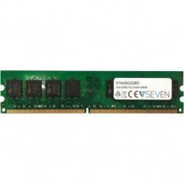 MEMORIA V7 DDR2 2GB 800MHZ CL6 (PC2-6400) - Inside-Pc
