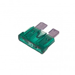Repuesto Fusible Verde Automotriz 30A - Inside-Pc