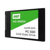 "DISCO DURO SOLIDO SSD WD GREEN 240GB 2.5"" SATA3 7MM 3D - Inside-Pc"
