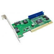 Placa Pci Ide(1) - sata(2) - esata(1) - Inside-Pc
