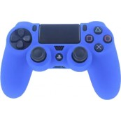 Blue Silicone Case for PS4 Controller - Inside-Pc