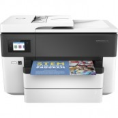 IMPRESORA MULTIFUNCION HP INYECCION COLOR OFFICEJET PRO 7730 FAX - A3 - 34PPM - USB - RED - WIFI - DUPLEX - Inside-Pc